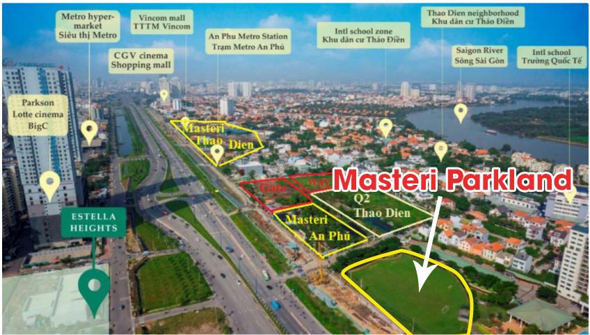 Dự án Masteri Parkland