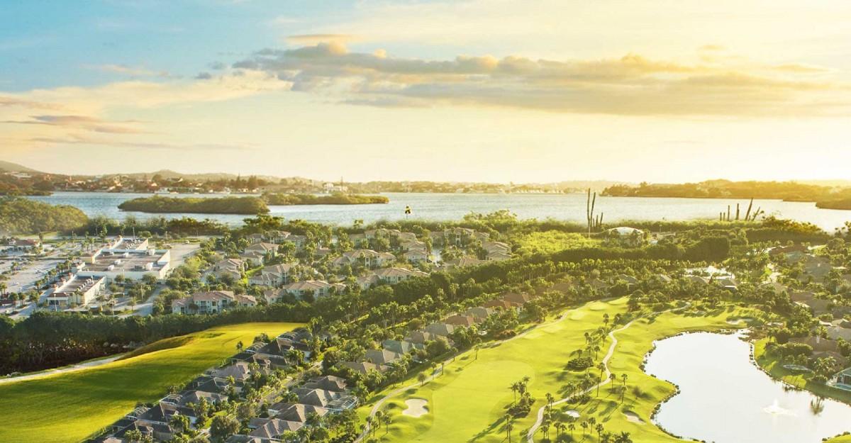Khu đô thị với 3 mặt giám sông Đồng Nai