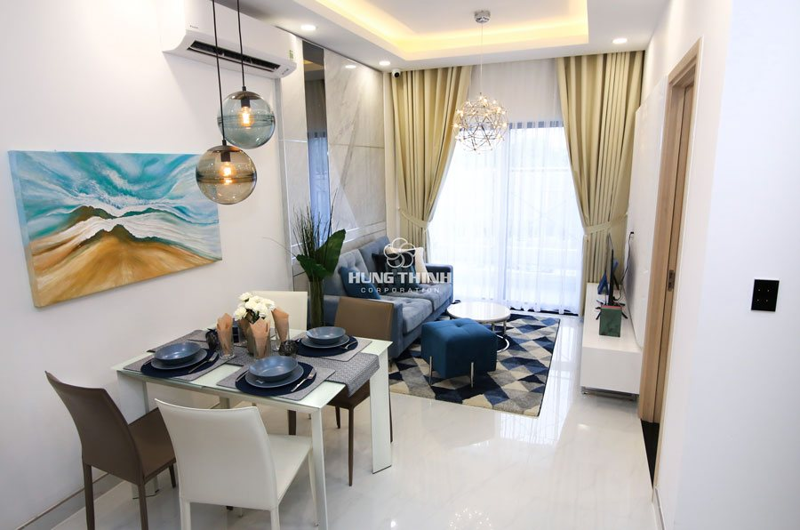 Căn hộ mẫu Saigon Riverside Complex