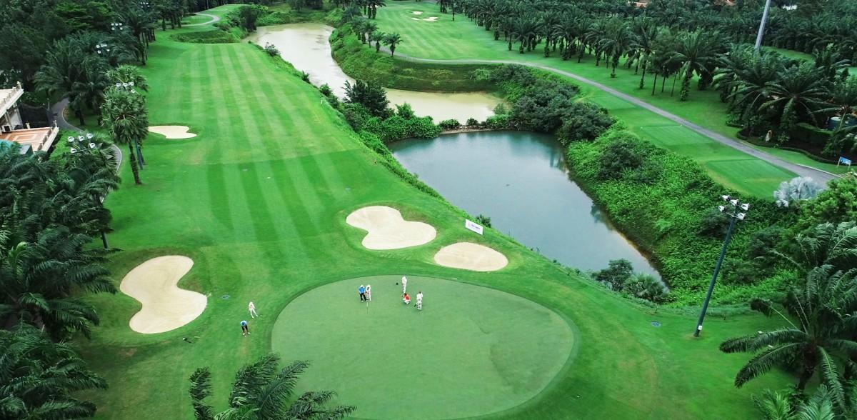 Sân Golf tại dự án Biên Hòa New City