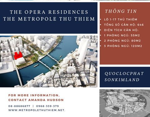 dự án The Opera Residences