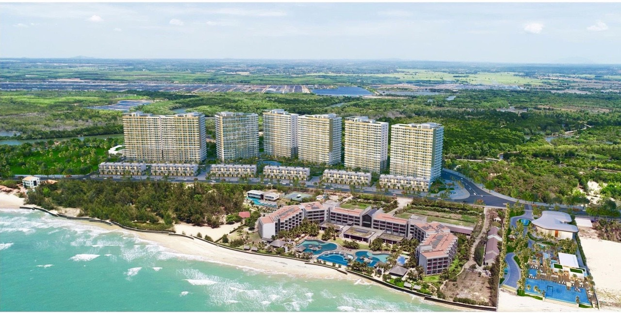 dự án Hồ Tràm Complex