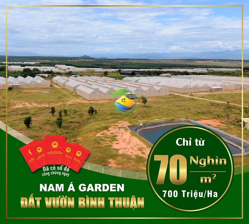 dự án Nam Á Garden