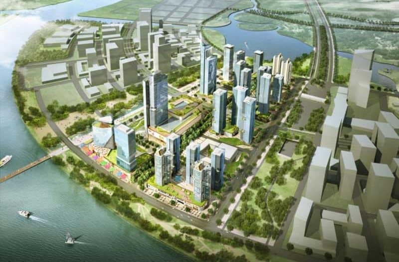 dự án Eco Smart City