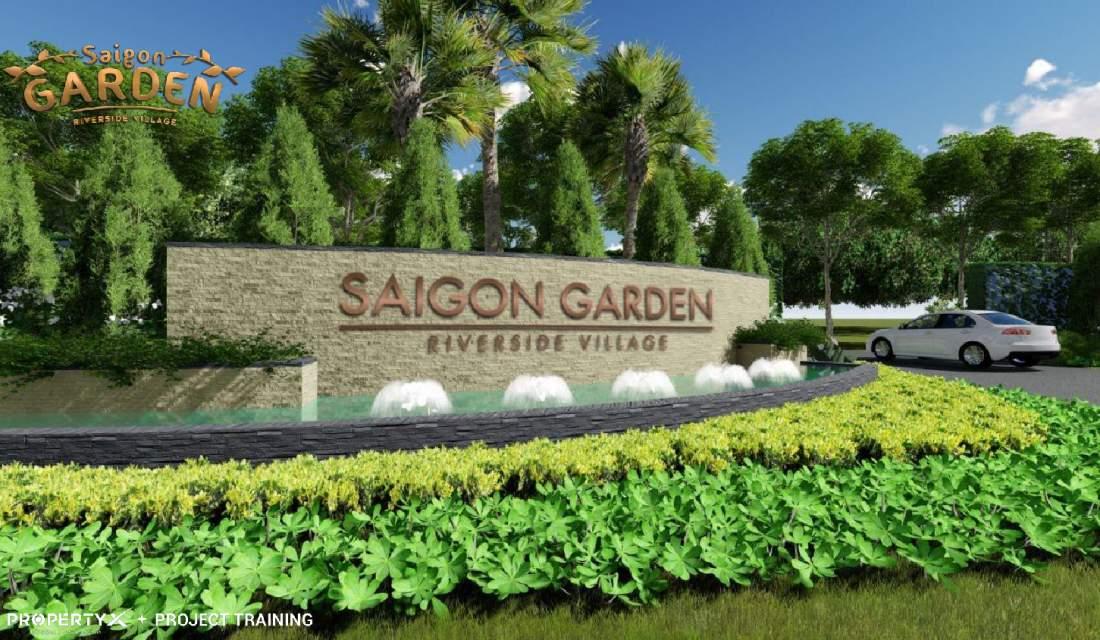 Tổng quan dự án Saigon Garden Riverside Village