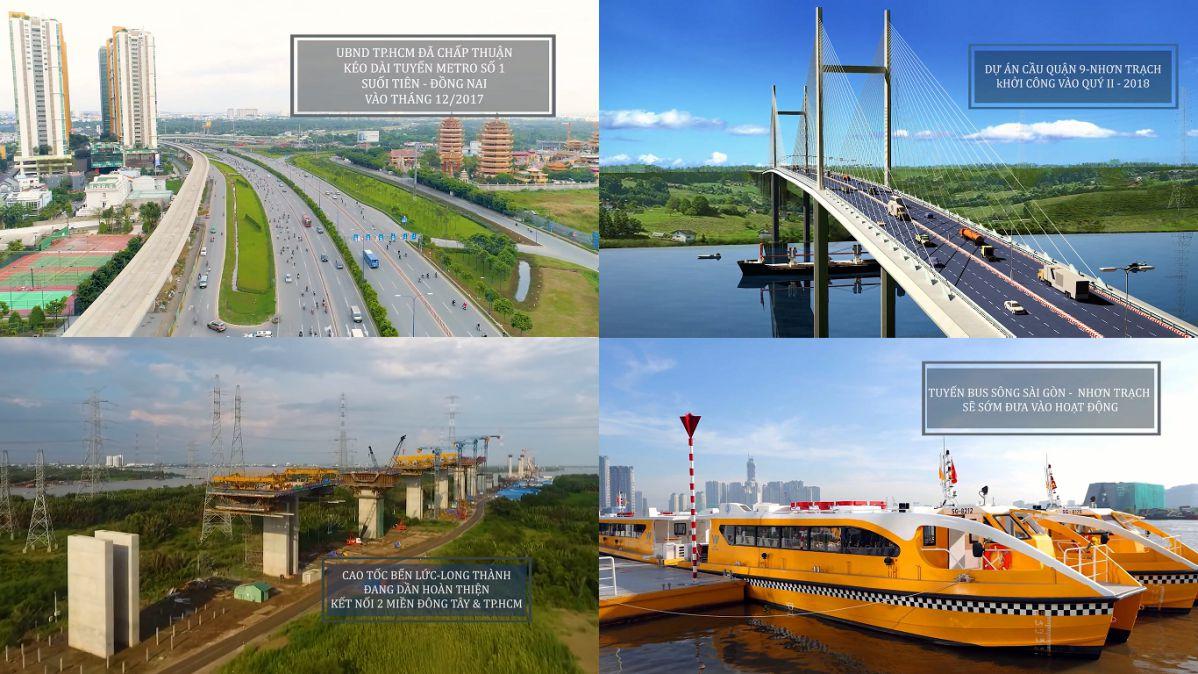 Phát triển cơ sở hạ tầng giao thông