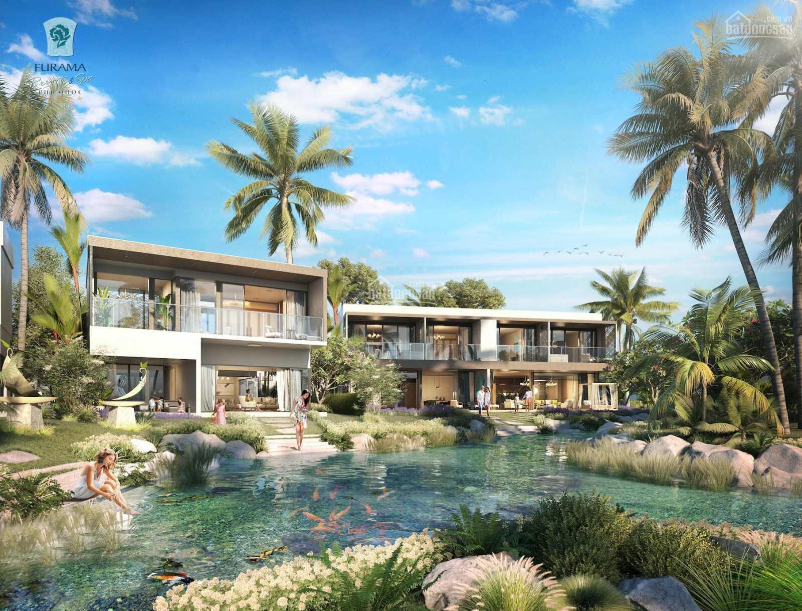 Thiết kế dự án Hải Giang Merry Land