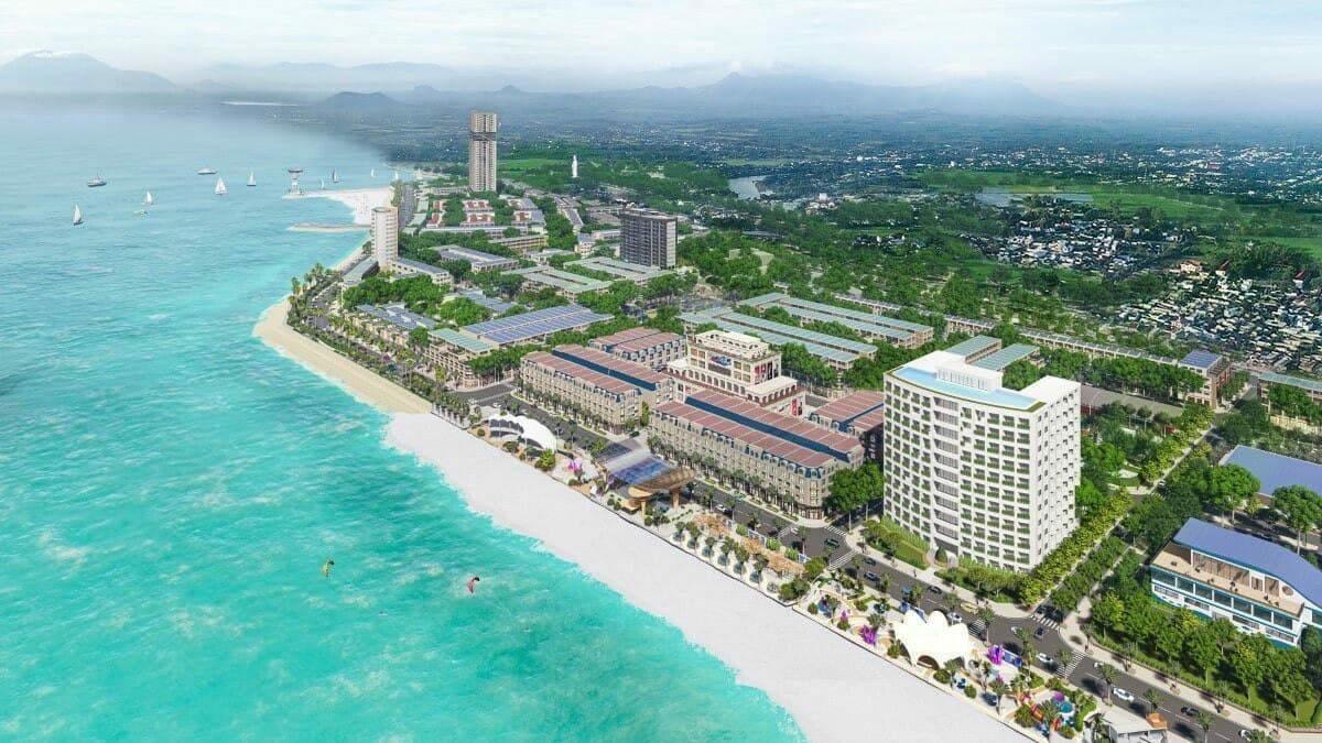 Dự án Lagi New City Bình Thuận